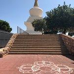 Bild från Benalmadena Stupa