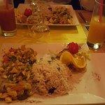 Фотография Black Temple Food