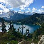Chain Lakes Loop의 사진