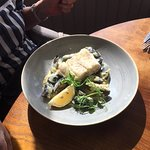 Cod Loin With Mussles