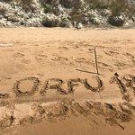Marathias Beach resmi