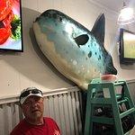 Seafood Kitchen Photo