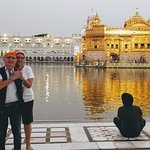 A magical visit to the Golden Temple