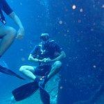 Superbe expérience pour notre première fois on ne pouvait pas rêvé meilleur endroit pour plongée