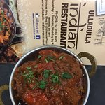 Chicken tikka Masala famous number one curry homemade delicious food, not MSG , not artificial t