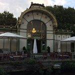 صورة فوتوغرافية لـ Otto Wagner Pavillon Karlsplatz