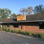 Yellow Mills exterior