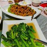 Mongolia Chicken and Vegetable