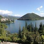 Vista dall'Hotel del Lago
