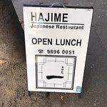 Foto van Tempura Hajime