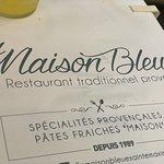 Foto de La Maison Bleue
