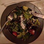 Strawberry and Avacado Salad - delicious!