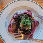 Poor tasting scallops dish - don't order!