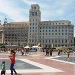 Foto de Plaza de Cataluña