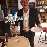 Billede af Carpaccio Pasta Pizza Vino