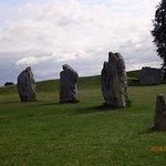 ภาพถ่ายของ Avebury Stone Circle