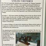 Thompson Sub-Machine Gun Information