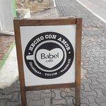 Bild från Babel Cafe