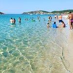 Photo de Spiaggia di Tuerredda