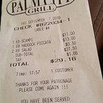 Foto di Palm City Grill