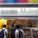 Foto de Genki Sushi, Shibuya