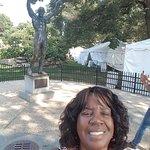 Zdjęcie Rocky Statue