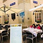 Restaurant Madrid Foto