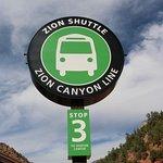 Foto de Zion Shuttle
