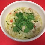 Vegetarian Pho with Quorn