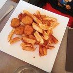 Frites nuggets enfant
