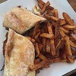 Bacon & Brie Sandwich