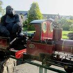 Strathaven Miniature  Railway Photo