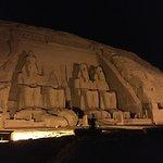 Фотография Sound and Light Show - Abu Simbel