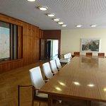 Main Stasi meeting room