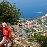 Overlook of Monaco