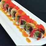 Firey Tuna Roll