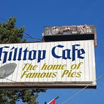Hilltop Cafe in Langley - hasn't changed much in 30 years