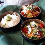 Le Cyclo - Traditionelle Vietnamesische Küche Foto