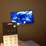 Loewe TVs in each room