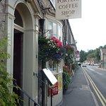Porters coffee shop