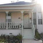 """You'll relax and restore in this charming 1850's home in """"old town"""" Galt"""