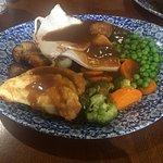 Chicken Sunday dinner