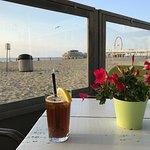Photo of Beach Pavilion Summertime