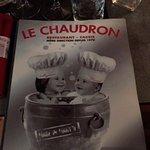 Photo of RESTAURANT LE CHAUDRON