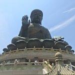 Tian Tan Buddha (Big Buddha) Photo