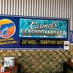 Foto de Carmel's Seafood Market