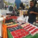 Zdjęcie Marin County Farmers' Market--San Rafael