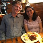Birthday dinner at Outback