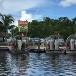 Captain Jack's Airboat Tours Foto