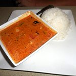 Panang Curry Lunch